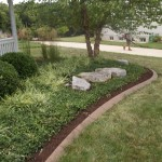 Mulch front