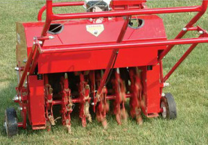 Core Aeration Services in St. Louis