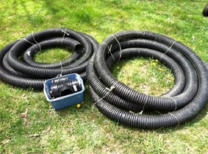 French Drain Company in St. Louis