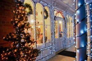 Outdoor Holiday Lighting Services in St. Louis