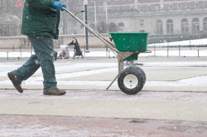 Deicing Services in St. Louis