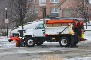 Snow Plowing Services in St. Louis